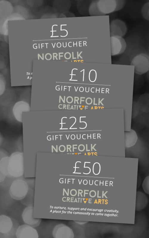 Vouchers For Art Courses in Norfolk