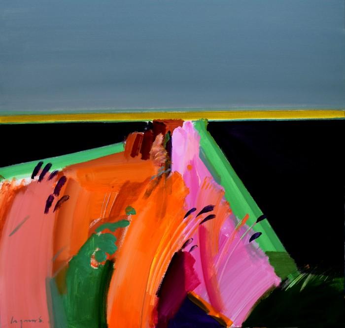 Fred Ingrams workshop contemporary landscape wetditch