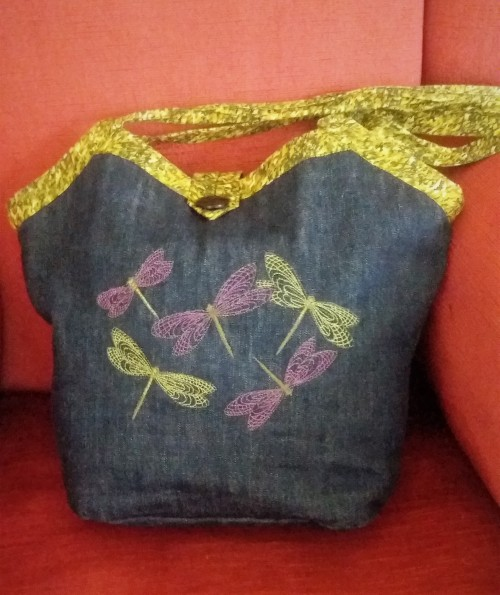 Norfolk Creative Arts Bag Making workshop with Pippa Pease
