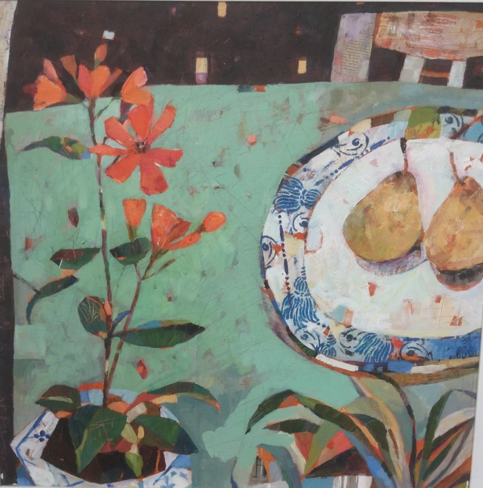 Norfolk Creative Arts Workshop Still Life Painting Masterclass with Sally Anne Fitter