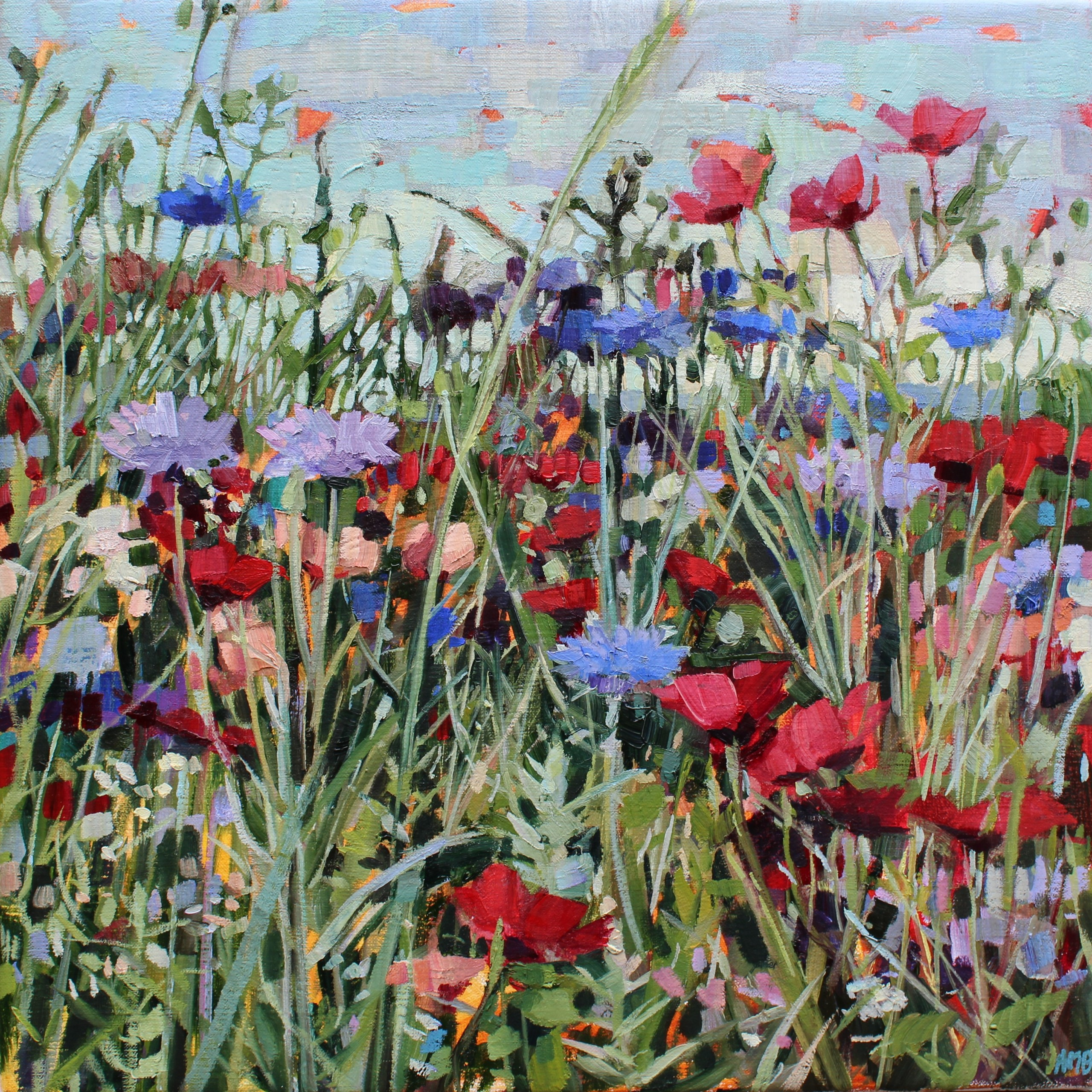 Wildflower Painting With Anne Marie Butlin